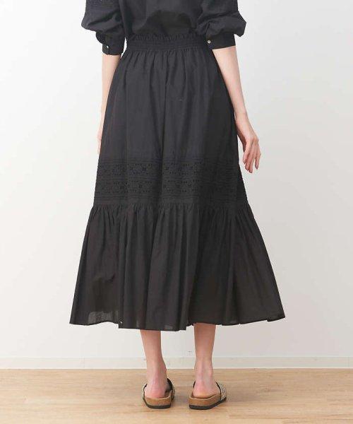 collex(collex)/刺繍スカート/60390612000_img16