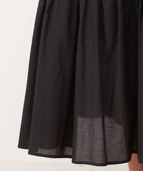 collex(collex)/刺繍スカート/60390612000_img18