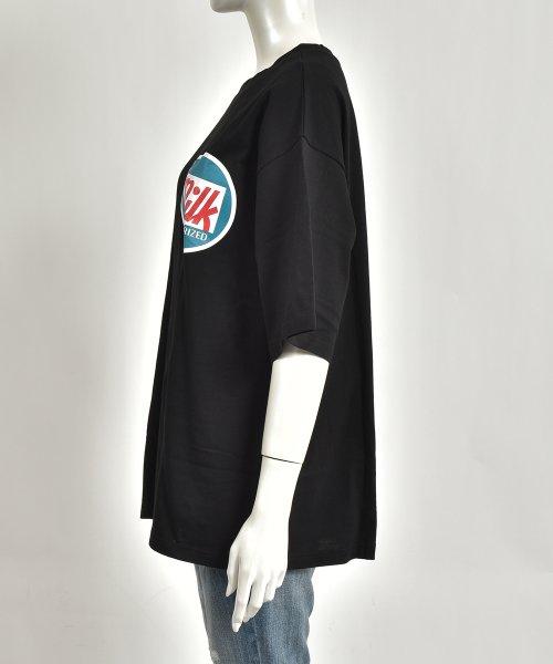 felt maglietta(フェルトマリエッタ)/オーバーサイズゆるかわBIGTシャツ/am206_img02