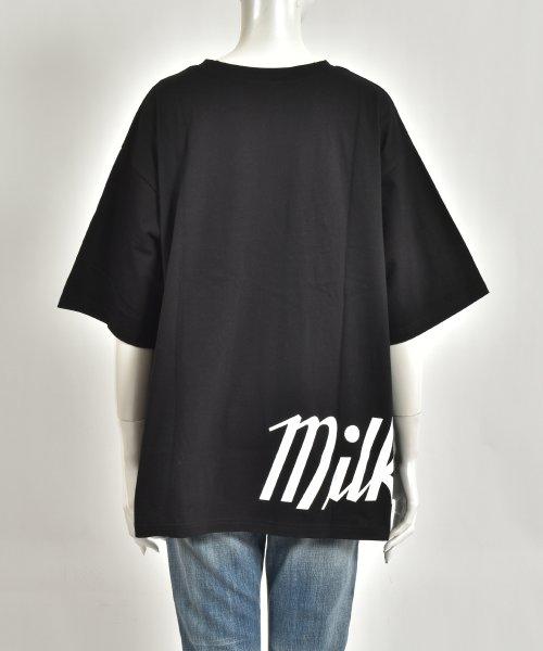 felt maglietta(フェルトマリエッタ)/オーバーサイズゆるかわBIGTシャツ/am206_img03