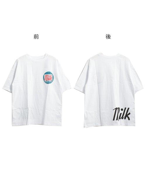 felt maglietta(フェルトマリエッタ)/オーバーサイズゆるかわBIGTシャツ/am206_img06
