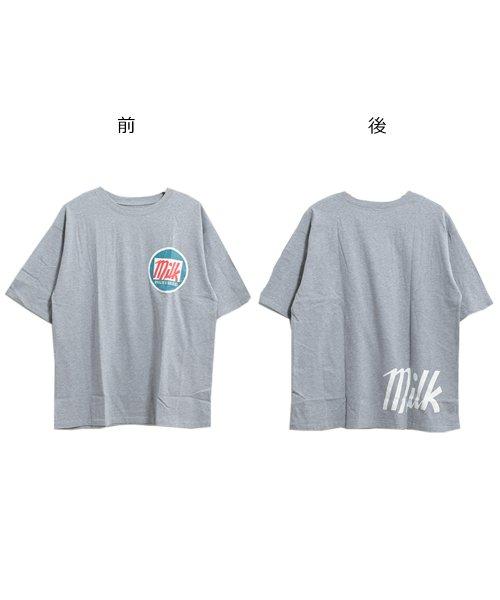 felt maglietta(フェルトマリエッタ)/オーバーサイズゆるかわBIGTシャツ/am206_img08