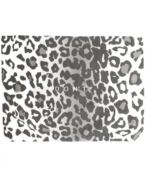 felt maglietta(フェルトマリエッタ)/ヒョウ柄BIGシルエットTシャツ/am216_img05