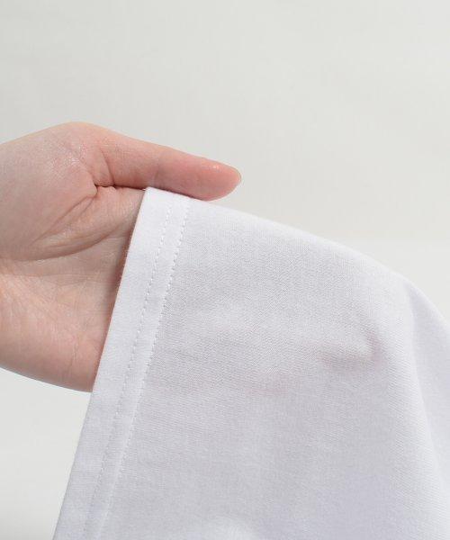 felt maglietta(フェルトマリエッタ)/ヒョウ柄BIGシルエットTシャツ/am216_img06