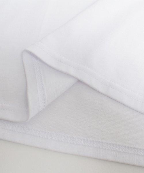 felt maglietta(フェルトマリエッタ)/ヒョウ柄BIGシルエットTシャツ/am216_img07