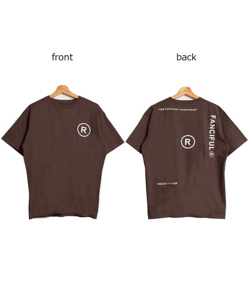 felt maglietta(フェルトマリエッタ)/英字ロゴオーバーサイズTシャツ/am218_img15