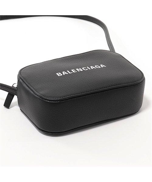 BALENCIAGA(バレンシアガ)/552372 D6W2N 1000 EVERY DAY CAMERA BAG XS AJ レザー ショルダーバッグ ポシェット BLACK/LWHITE/301220145_img03