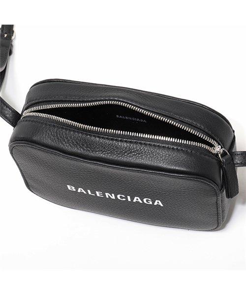 BALENCIAGA(バレンシアガ)/552372 D6W2N 1000 EVERY DAY CAMERA BAG XS AJ レザー ショルダーバッグ ポシェット BLACK/LWHITE/301220145_img04