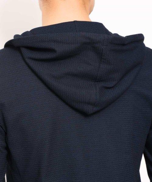 MICHEL KLEIN HOMME(ミッシェルクランオム)/羽織り(リンクスカノコジャガード)/MNCJG30230_img12