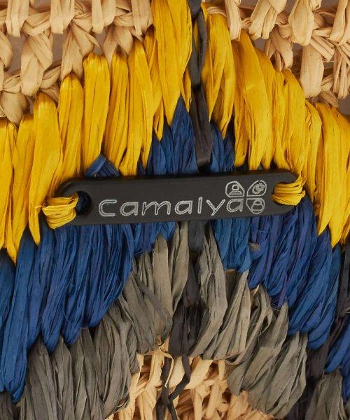 collex(collex)/【別注】Camalya/カマーリヤ ラフィア トート/60398022000_img08