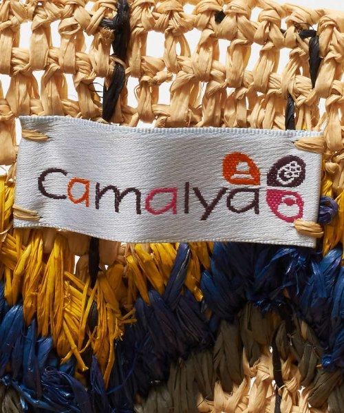 collex(collex)/【別注】Camalya/カマーリヤ ラフィア トート/60398022000_img09