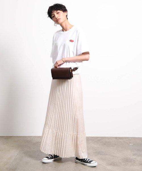 ROPE' mademoiselle(ロペ マドモアゼル)/【2WAY】フラップお財布ショルダーバッグ/GWX59000_img03