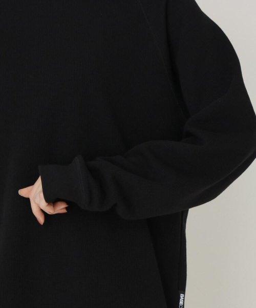 BASECONTROL(ベースコントロール)/サーマル クルーネック 長袖 Tシャツ/20190226017101_img05