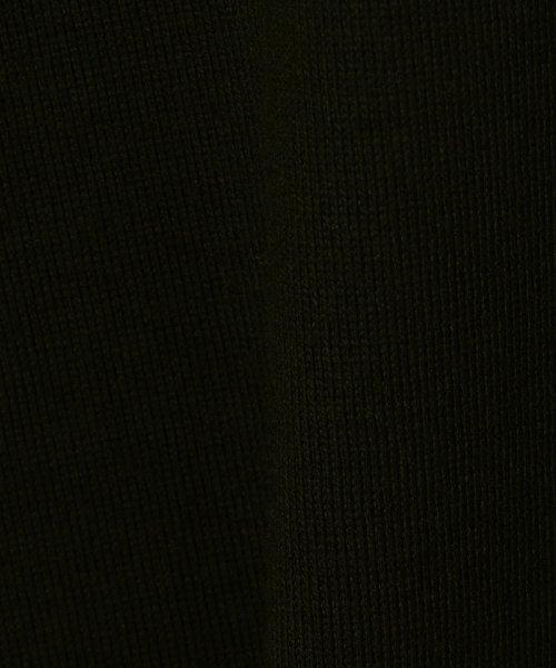 coen(コーエン)/【新色ブラック登場】コットンパフスリーブカットソー/76256039037_img24