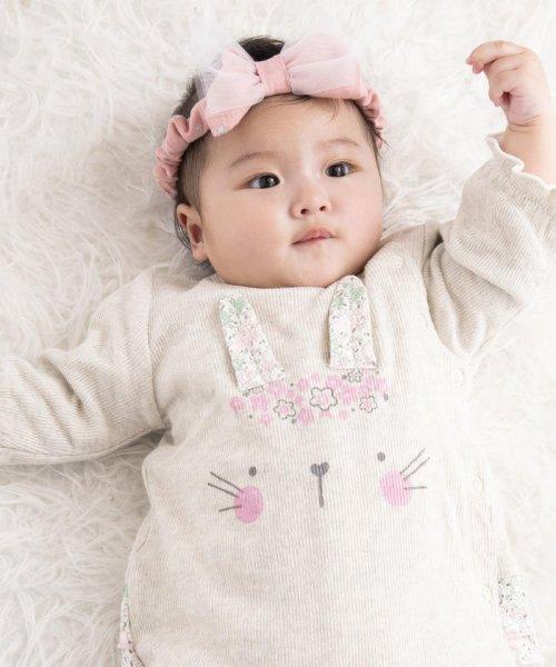 e-baby(イーベビー)/天竺+チュールリボンヘアバンド/183415596_img09