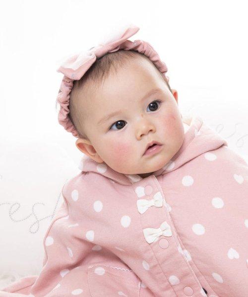 e-baby(イーベビー)/天竺+チュールリボンヘアバンド/183415596_img11