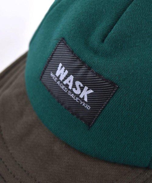 WASK(ワスク)/〈ベビー〉恐竜キャップ/1354155931_img03