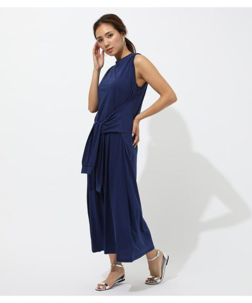 AZUL by moussy(アズールバイマウジー)/FRONT TIE ONEPIECE/250CAH83-010F_img17