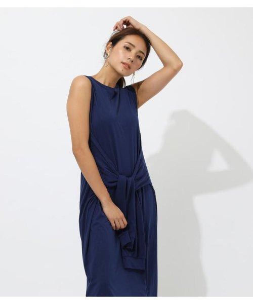 AZUL by moussy(アズールバイマウジー)/FRONT TIE ONEPIECE/250CAH83-010F_img18