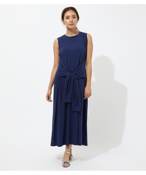 AZUL by moussy(アズールバイマウジー)/FRONT TIE ONEPIECE/250CAH83-010F_img19