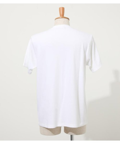 AZUL by moussy(アズールバイマウジー)/OVER LOCK T-SHIRT/251CAF80-179F_img03