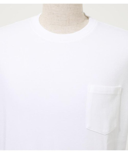 AZUL by moussy(アズールバイマウジー)/OVER LOCK T-SHIRT/251CAF80-179F_img04
