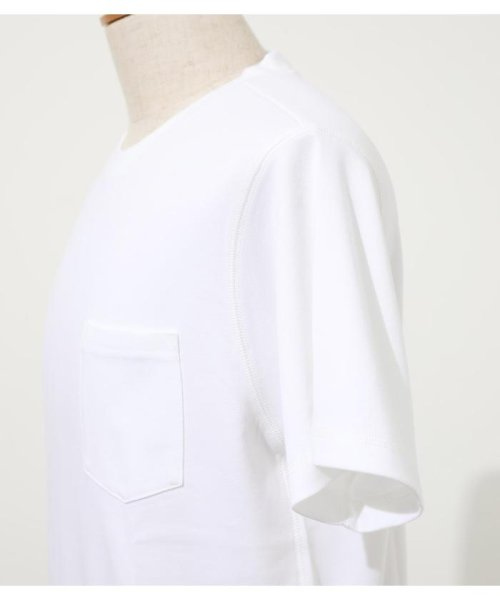 AZUL by moussy(アズールバイマウジー)/OVER LOCK T-SHIRT/251CAF80-179F_img05