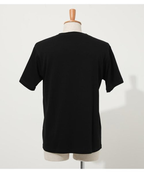 AZUL by moussy(アズールバイマウジー)/OVER LOCK T-SHIRT/251CAF80-179F_img10