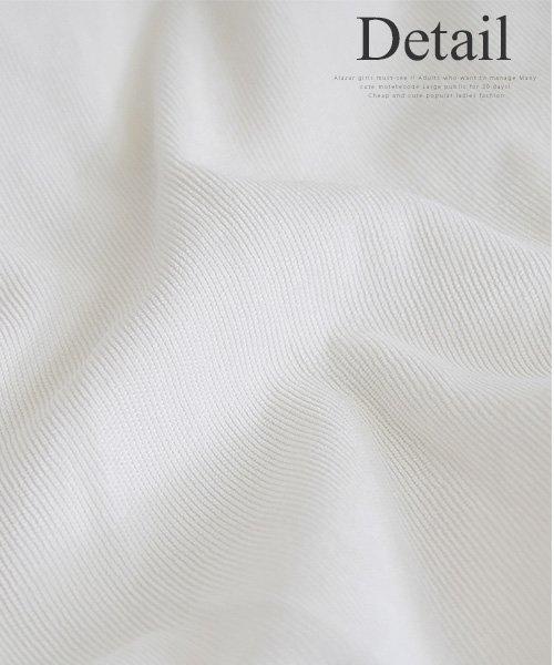 Amulet(アミュレット)/袖ふんわりトップス 30代 40代 ブラウン フレア袖 きれいめファッション レディース ゆったり かわいい 【S/S】【vl-5338】/vl-5338_img13