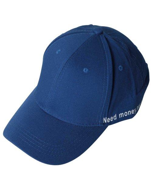 JIGGYS SHOP(ジギーズショップ)/メッセージプリントキャップ / キャップ メンズ 帽子 CAP/205158_img03