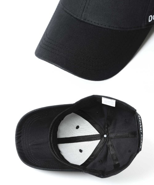 JIGGYS SHOP(ジギーズショップ)/メッセージプリントキャップ / キャップ メンズ 帽子 CAP/205158_img07