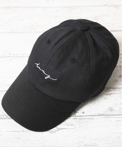 JIGGYS SHOP(ジギーズショップ)/英字刺繍キャップ / キャップ メンズ 帽子 CAP/205159_img03