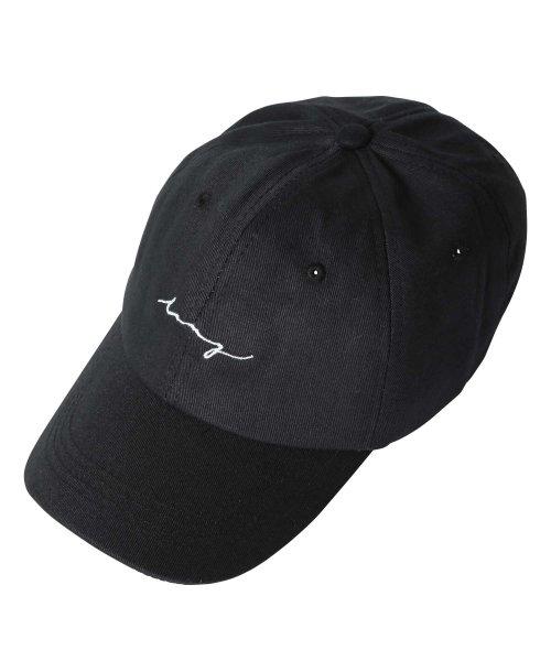 JIGGYS SHOP(ジギーズショップ)/英字刺繍キャップ / キャップ メンズ 帽子 CAP/205159_img04