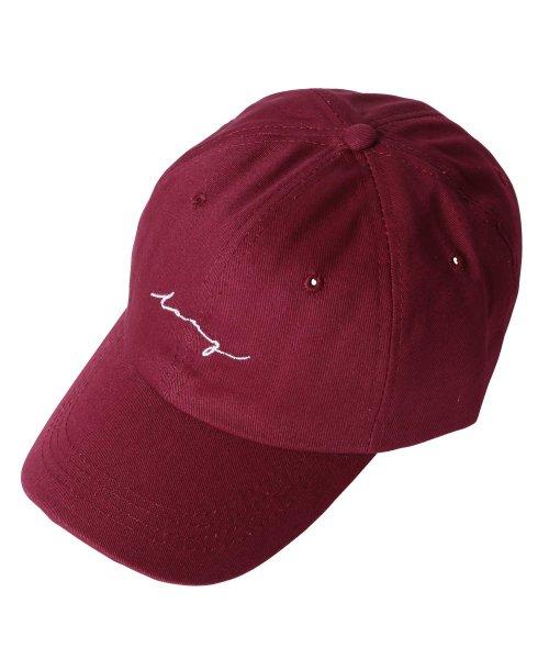 JIGGYS SHOP(ジギーズショップ)/英字刺繍キャップ / キャップ メンズ 帽子 CAP/205159_img06