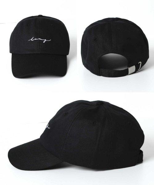 JIGGYS SHOP(ジギーズショップ)/英字刺繍キャップ / キャップ メンズ 帽子 CAP/205159_img07