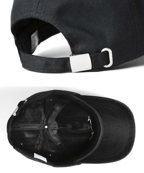 JIGGYS SHOP(ジギーズショップ)/英字刺繍キャップ / キャップ メンズ 帽子 CAP/205159_img09