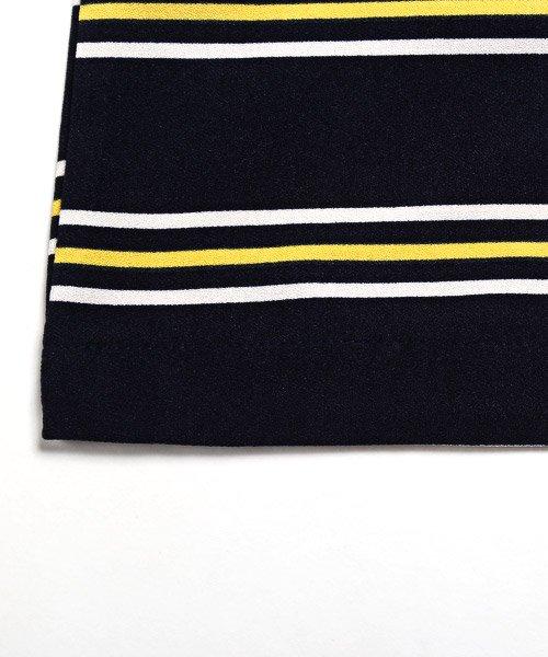LUXSTYLE(ラグスタイル)/ボーダー柄ボートネック半袖Tシャツ/Tシャツ メンズ 半袖 5分袖 ボートネック ボーダー/pm-8610_img14