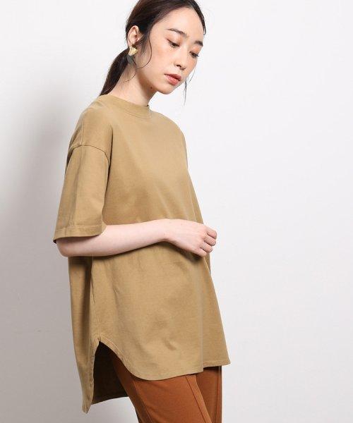 ROPE'(ロペ)/【ロープベルト付き】オーバーサイズTシャツ/GGM39430_img04