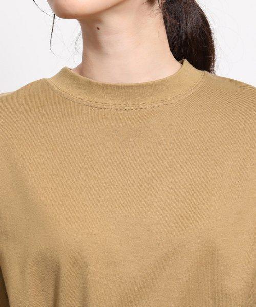 ROPE'(ロペ)/【ロープベルト付き】オーバーサイズTシャツ/GGM39430_img07