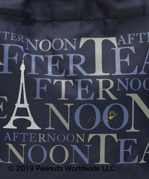 Afternoon Tea LIVING(アフタヌーンティー・リビング)/PEANUTS/ロゴバッグSS/GD7919305573_img07