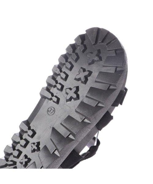 STYLEBLOCK(スタイルブロック)/スタイルブロック STYLEBLOCK 厚底スポーツサンダル (ブラック)/ST4819BW26272_img04