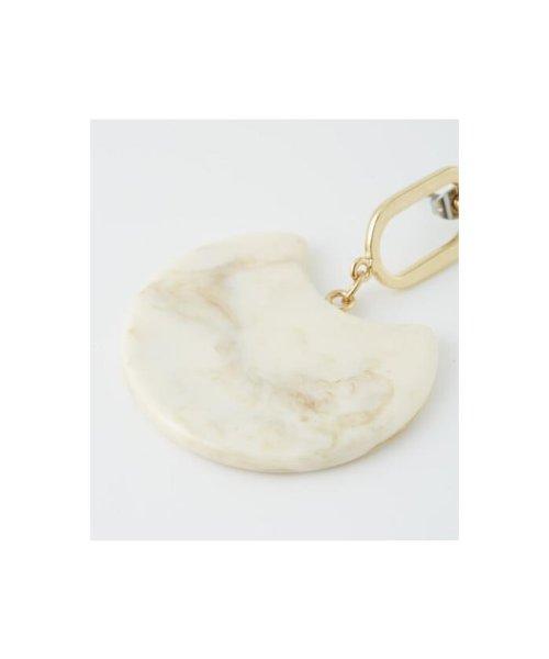 rienda(リエンダ)/marble effectピアス/110CAA56-0130_img01