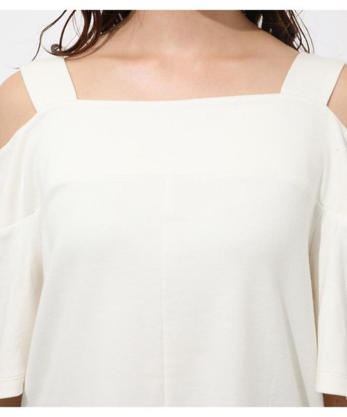 AZUL by moussy(アズールバイマウジー)/WIDE STRAP OPEN SHOULDER TOPS/250CSS80-614F_img06