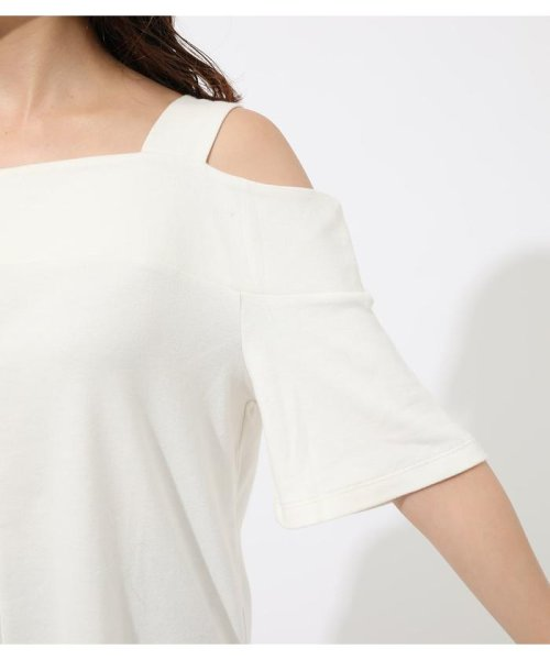 AZUL by moussy(アズールバイマウジー)/WIDE STRAP OPEN SHOULDER TOPS/250CSS80-614F_img07