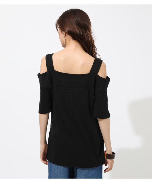 AZUL by moussy(アズールバイマウジー)/WIDE STRAP OPEN SHOULDER TOPS/250CSS80-614F_img13