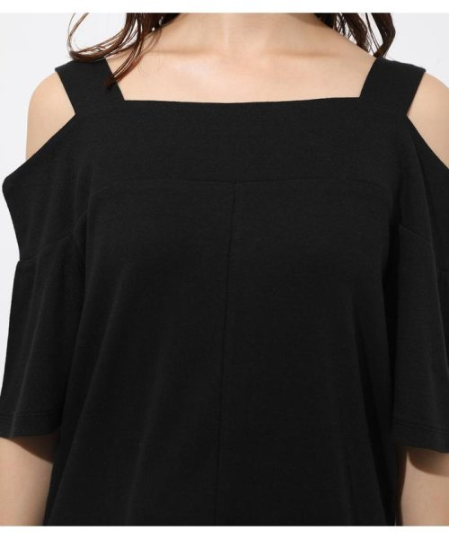 AZUL by moussy(アズールバイマウジー)/WIDE STRAP OPEN SHOULDER TOPS/250CSS80-614F_img14