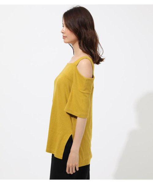 AZUL by moussy(アズールバイマウジー)/WIDE STRAP OPEN SHOULDER TOPS/250CSS80-614F_img20