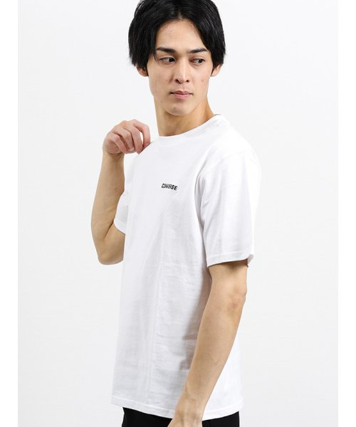 on the day(オンザデイ)/【WEB限定販売】コンバース/CONVERSE ワンポイント刺繍半袖Tシャツ/110207799801937_img01