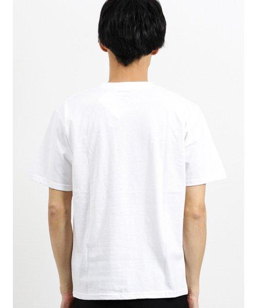 on the day(オンザデイ)/【WEB限定販売】コンバース/CONVERSE ワンポイント刺繍半袖Tシャツ/110207799801937_img02