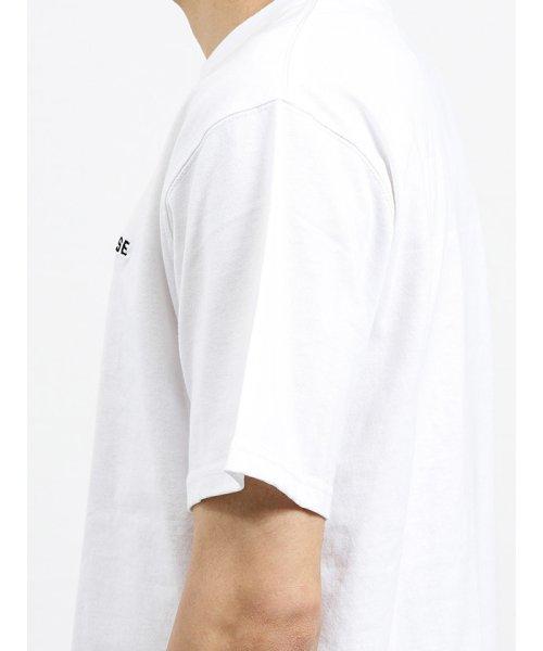 on the day(オンザデイ)/【WEB限定販売】コンバース/CONVERSE ワンポイント刺繍半袖Tシャツ/110207799801937_img04